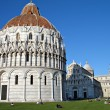 Royalty-Free Stock Photo: Piazza dei miracoli pisa