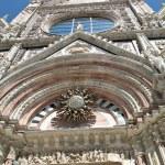 Siena duomo facade — Stock Photo #1237004