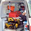 Ambulance equipment — Stock Photo #1237515