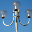 Round streetlamps — Stock Photo #1237673