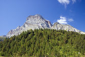 Monte Leone Lepontine Alps — Stock Photo