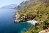 Mediterranean sea Riserva dello Zingaro — Stock Photo