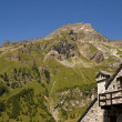 Rebbio mount in italiAlps — Stock Photo #1254316