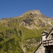 Rebbio mount in the italian Alps — Stock Photo