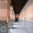 Marrakesh Ben Youssef Medersa — Stock Photo #1255335