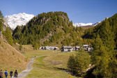 Alpe Devero alpine landscape — Stock Photo