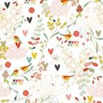 Spring Kimono — Stock Vector