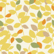 Turning Leaves — Imagen vectorial