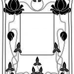 Frame style Modern — Stock Vector #1238622
