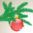 Royalty-Free Stock Vector Image: Xmas decoration