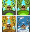4 Seasons — Stock Vector #1410082