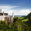 Neuschwanstein Castle — Foto Stock