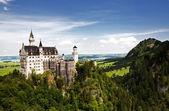 Neuschwanstein şatosu — Stok fotoğraf