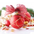 Christmas decorations — Stock Photo #1345218