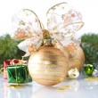Christmas decorations — Stock Photo #1345224
