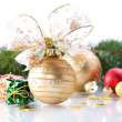 Christmas decorations — Stock Photo #1390553