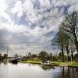 Dutch village — Stock Photo #1443076