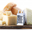 Royalty-Free Stock Photo: Cheese still life