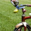 Child's bike — Stock Photo
