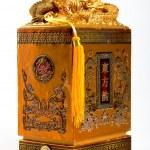 Chinese chest — Stock Photo