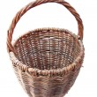 Epty basket - Foto de Stock
