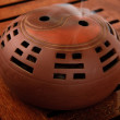 Incense burner  for aromas - Stock Photo