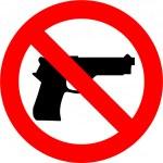 Постер, плакат: No Guns