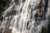 Impressing cascades / waterfall in Tyrol / Austria — Stock Photo