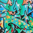 Graffiti wall - 