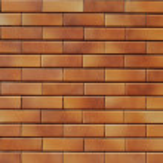 Brick wall background (far) — Stock Photo