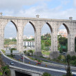 Aqueduct of the Free Waters in Lisbon — Stock Photo