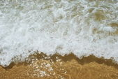 Sparkling ocean scene background — Stock Photo