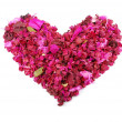Pink heart - Stock Photo