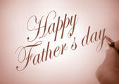 Happy Father — Foto Stock