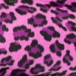 Royalty-Free Stock Photo: Pink leopard faux fur background