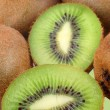 Stock Photo: Fuzzy kiwi fruits