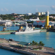 Nassau port — Stockfoto