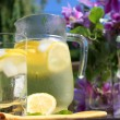 Royalty-Free Stock Photo: Pitcher of Lemonade