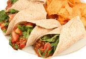 Kleurrijke mexicaans eten — Stockfoto