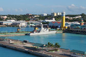 Nassau port — Stock Photo