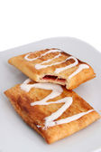 Flaky pastry — Stockfoto