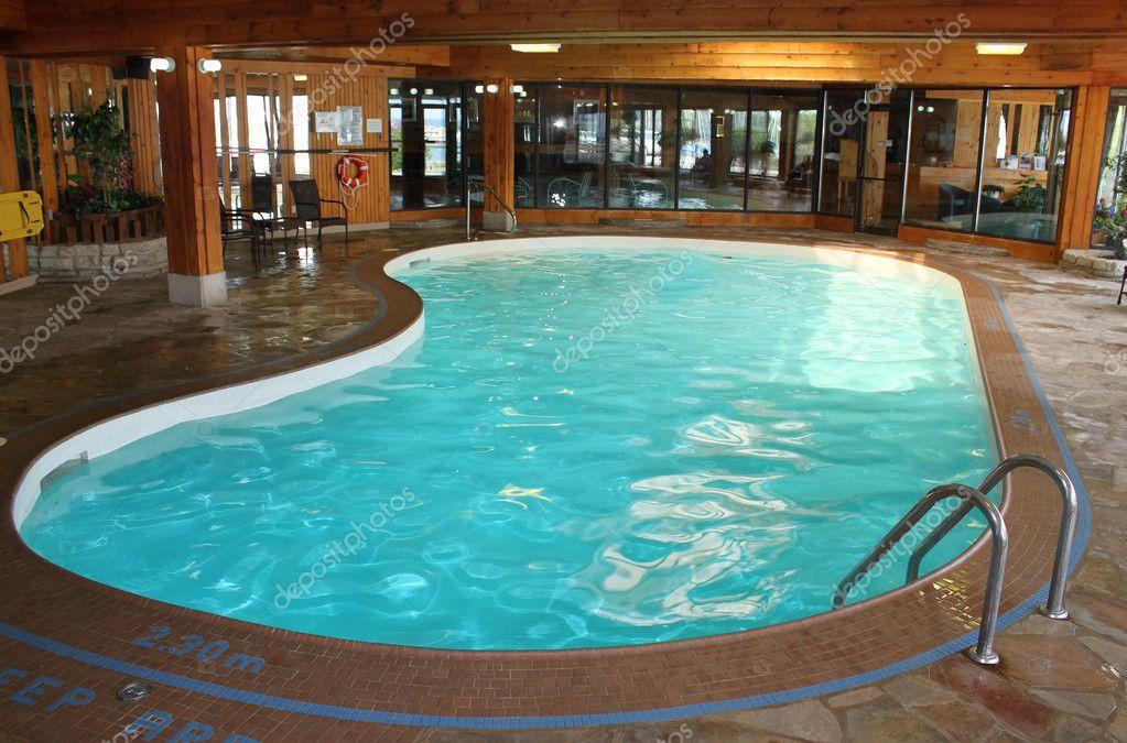 Indoor Swimming Pool Stock Photo Gvictoria 1983784
