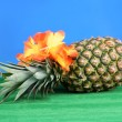 Hawaiian pineapple — Stock Photo
