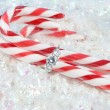 Christmas engagement — Stock Photo #2290453