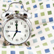 Stock Photo: Wake up time