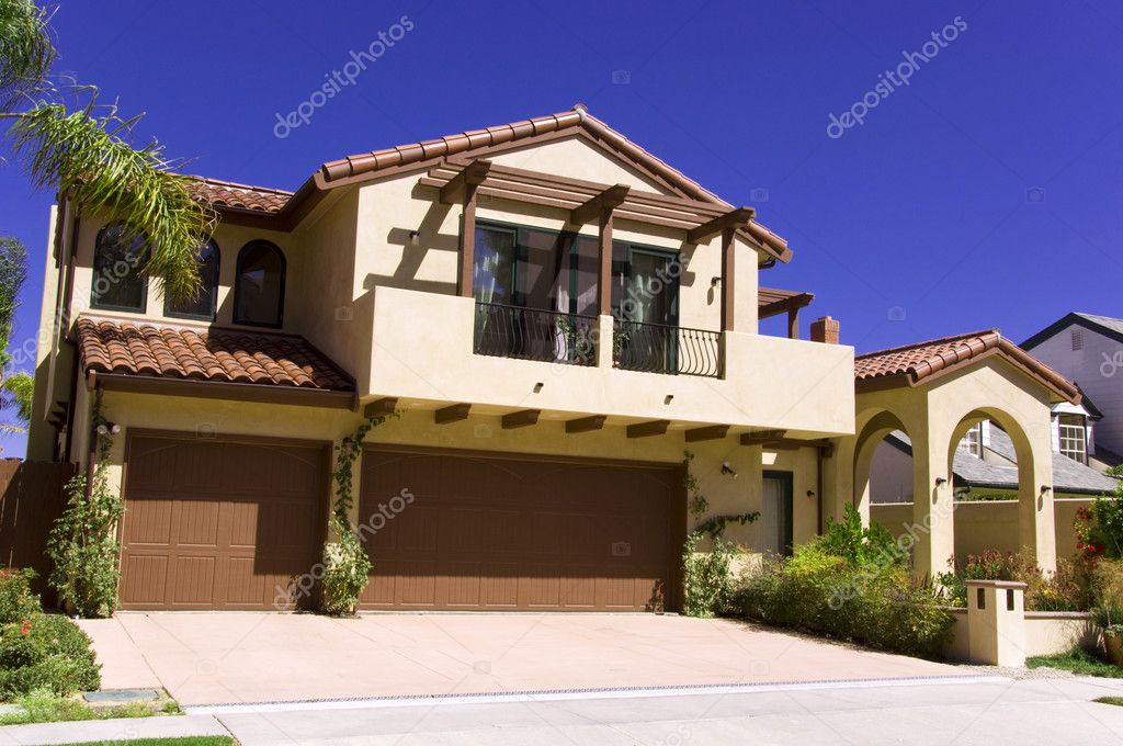 Luxury House — Stock Photo #1291560