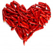 Royalty-Free Stock Photo: Spicy hart
