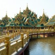 Buddhism Old temple in Thailand — Photo #1509470