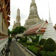 Buddhism Old temple in Thailand — Stockfoto