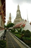 Buddhism Old temple in Thailand — Stock Photo